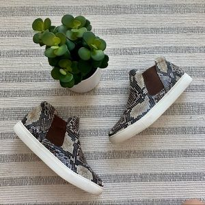 Coconuts By Matisse Harlan Snakeskin High Shoes